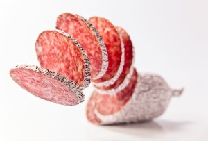 Saucisson salami